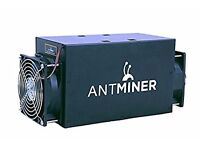 ANTMINER S3 Bitcoin miner