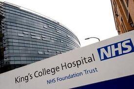 Hospital Porters and Service Supervisor - Kings College Hospital