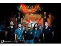 Angra @ The Underworld Camden