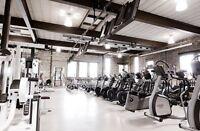 Abonnement au Gym du Plateau pas cher!