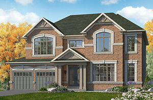 PRE-CONSTRUCTION HOMES 60 km FROM BARRIE