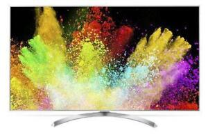 LG 65 LED 4K HDR WEB OS 3.5 SUHDTV 8000 SERIES *NEW IN BOX*