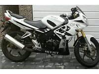 CBR REPLICA FS SPORT 125cc 2012
