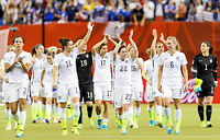 CHEAP PAIR of tix to USA vs Japan World Cup Final on Sunday
