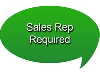 UK Sales Representatives Required Urgently