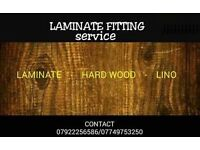 Laminate flooring fitting & suppliers