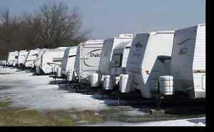 RV and Transport parking