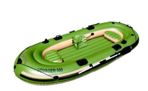 VOYAGER 500 - 3 PERSON INFLATABLE BOAT