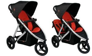 Phil and Ted vibe double stroller