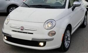 Moulure de pare-chocs Fiat 500