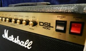 MARSHALL DSL40C TUBE AMPLIFIER COMBO *TRADES*
