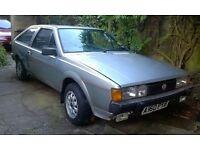 1983 VW SCIROCCO MK2 GTI. *****RESTORATION PROJECT*****