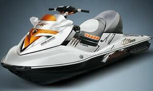 WANTED BLOWN UP OR DAMAGED 2008 UP SEADOO RXT-X
