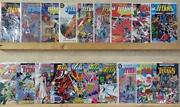 New Teen Titans Lot