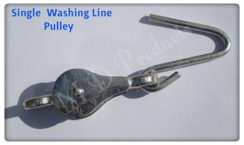 Washing Line Pulley Home Furniture Amp Diy Ebay