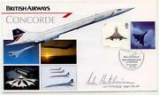 Concorde Signed