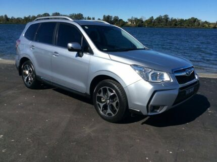 2014 Subaru Forester MY14 2.0XT Silver Continuous Variable Wagon