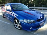 2005 Ford Falcon BA MkII XR8 Devil R Blue 4 Speed Auto Seq Sportshift Sedan Morayfield Caboolture Area Preview