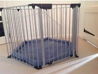 Lindam Safe and Secure Playpen - excellent condition -£25