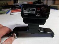 Kodak instant flash unit model B.
