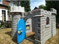 Little Tikes Classic Castle Garden Playhouse Toy