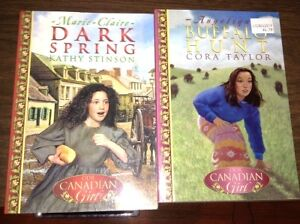 Our Canadian Girl books for sale London Ontario image 2