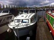 Cabin Cruiser Boat