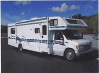Motorhome Winnebago Minnie 31 feet
