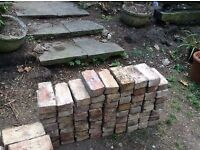 Imperial yellow stock reclaimed bricks
