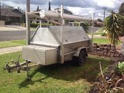Tradie trailer Attwood Hume Area Preview