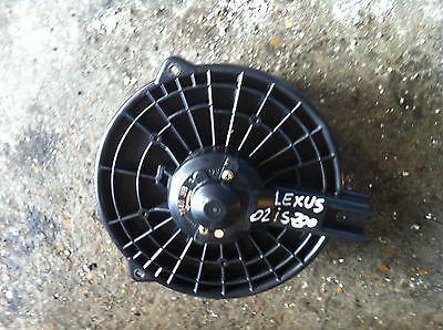 LEXUS IS200 blower motor