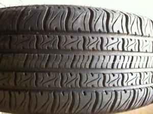 4 - Motomaster SE2 All Season Tires with Very Good Tread - 215/70 R15