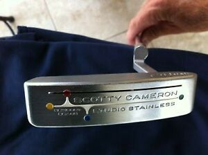 $$$$$$$ CASH FOR OLDER SCOTTY CAMERON PUTTERS $$$$$