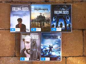 Series 1-5 of Falling Skies Drummoyne Canada Bay Area Preview