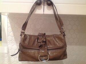 Olga berg grey handbag Essendon Moonee Valley Preview