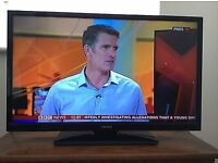 """32"""" CELCUS LED TV FREEVIEW HD USB GREAT CONDITION ONLY 6 MONTH OLD WITH REMOTE CAN DELIVER BARGAIN"""