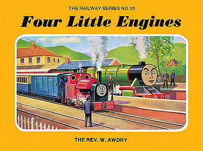 Classic Thomas the Tank Engine: The Railway Series No. 10 : Four Little Engines