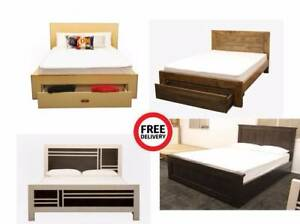 NEW BEDS/MATTRESS - ON SALE - FREE DELIVERY | DOUBLE/QUEEN/KING