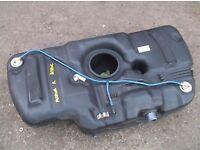 ** BARGAIN ** Vauxhall Meriva Full Petrol Tank & Fuel Filler Neck Hose - Black - 1.6 Petrol Tank