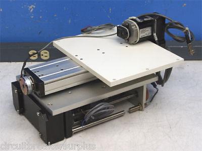 Parker 400xr Precision Linear Table 404150xrms-d2h3l1c1