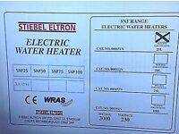 Stieble eltron 25l water heater