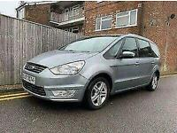 2013 Ford Galaxy 2.0 TDCi Zetec Powershift 5dr + 7 SEATER + 90K