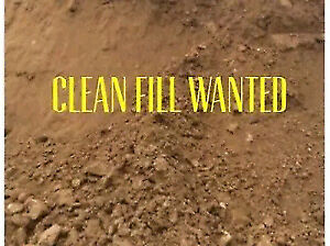 WANTED: Free clean fill to Allenford