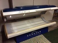 Used tanning bed for sale, excellent condition