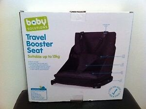 Travel booster seat Doubleview Stirling Area Preview
