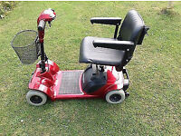 mobility rascal scooter like new