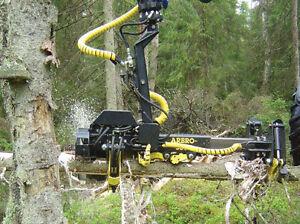 Arbro 400S Excavator Forestry Harvester Head
