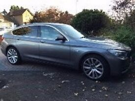 2010 bmw 5 series gt silver fully loaded low miles fsh