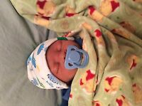 Reborn Babyboy Carter