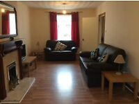 Double bedroom for rent in 3 bedroom end terraced villa in Kincorth area, Aberdeen near to RGU